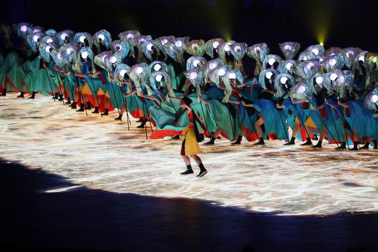 世大運開幕用年輕贏喝采 讓世界看見台灣