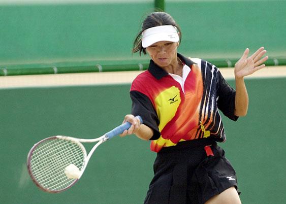 《網球》王思婷