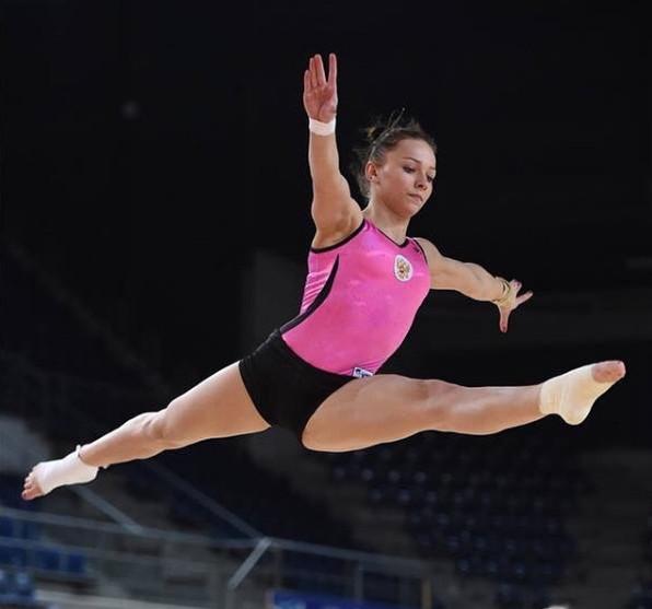 《競技體操》瑪莉亞.帕塞卡(Maria Paseka)