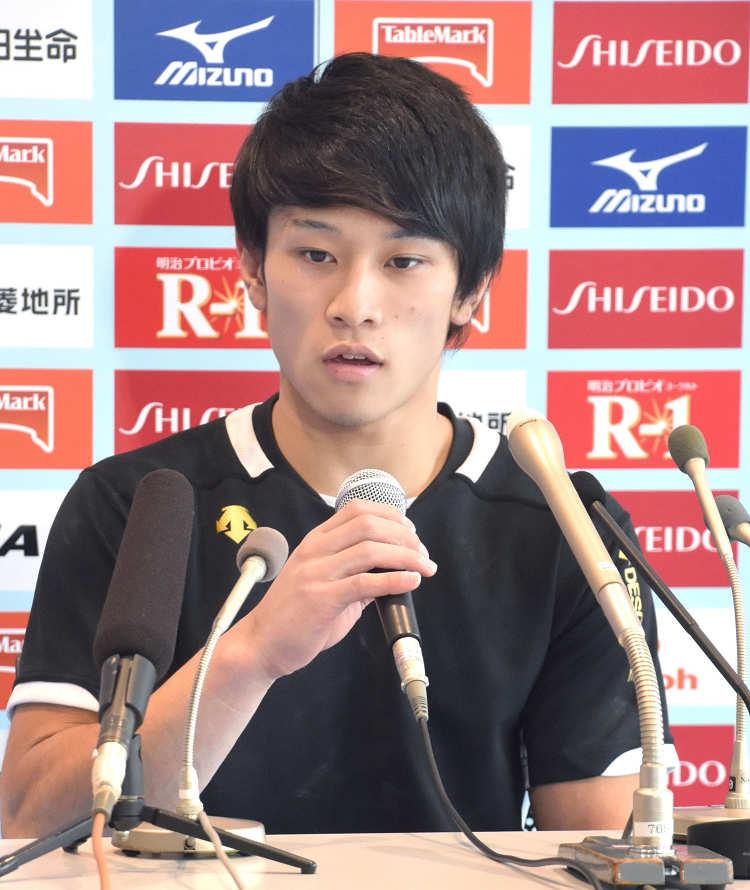 《競技體操》谷川航(Wataru Tanigawa)