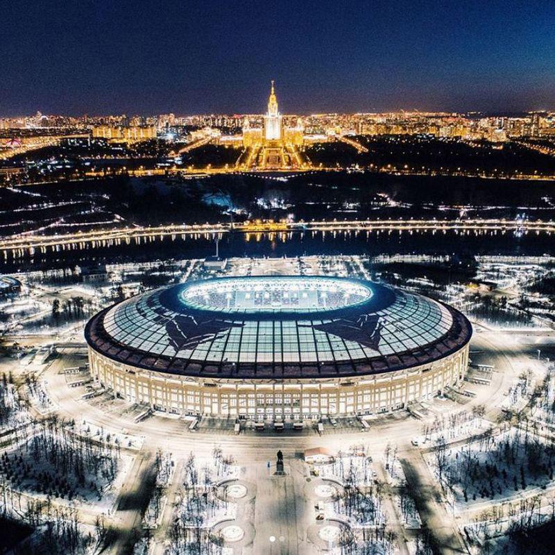 魯茲尼基體育場(Luzhniki Stadium)