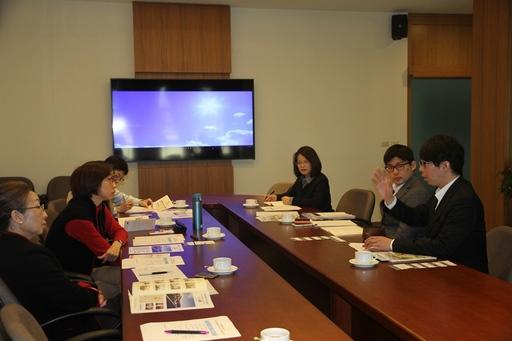 日本长照机构太阳一行参访同时将签MOU合作事宜