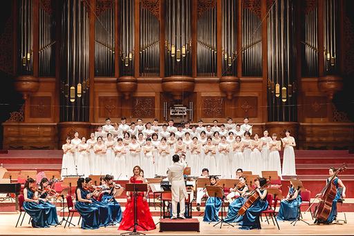 CGM基督教福音宣教會&心路合唱團 公益音樂會