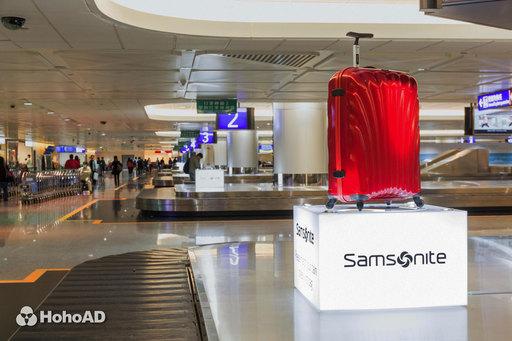 消費者認為機場是跨國性企業刊登廣告的最佳地點,且期待能在機場裡看見廣告。