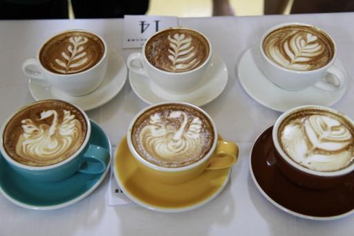 立體咖啡拉花讓喝咖啡變得更富人文藝術美學