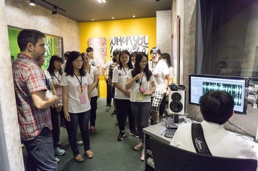 中信國際實驗教育機構以沉浸式教學,提供孩子自然學習外語的環境