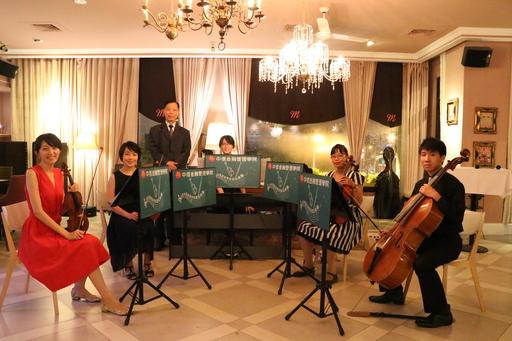 中信國際實驗教育機構CTBC International Academy禮聘三位留美音樂博士擔任藝術領域教師,期許為孩子注入不同的音樂藝術氣息