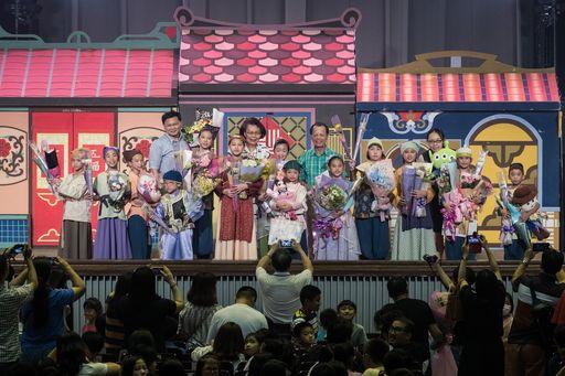 佳音英語劇團2017年全英語音樂劇「Mulan花木蘭」,8月26日於中原大學加演一場,為今年劇團活動劃下圓滿句點。