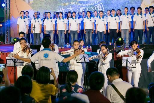 CGM台灣基督教福音宣教會日出藝術團精彩演出