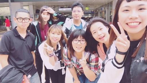 圖說一:日本實習學生參加公司假日旅遊