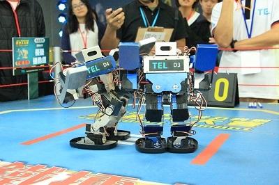 2017東京威力機器人大賽