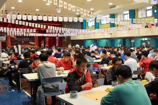 2017全國大專盃圍棋錦標賽佛大表現亮麗