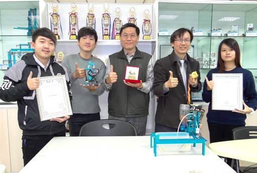 正修科大資訊管理系李春雄研發團隊國際發明展勇奪2金1銅。
