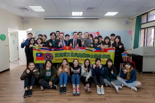 長榮大學東南亞文化學程 海外行動學習啟程
