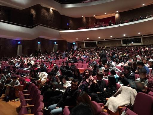 中金院中信樂團於1月30日與公益助學夥伴三貝德數位文創股份有限公司攜手,在台北城市舞台舉辦「中信室內樂團音樂會」公益演出,千張票券短短三天即被索取一空