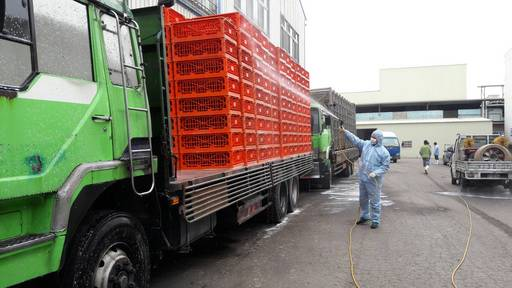 屏東鴨隻上市屠宰監測   檢出H5N8高病原性禽流感