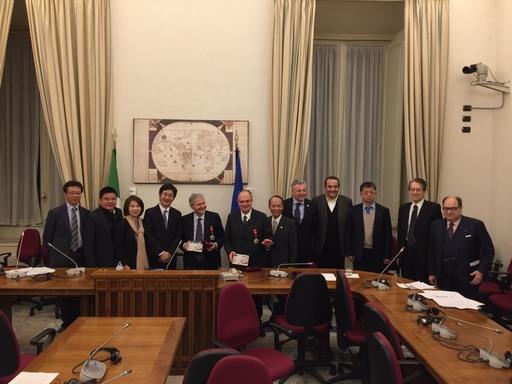 立法院訪團訪問義大利 成果豐碩