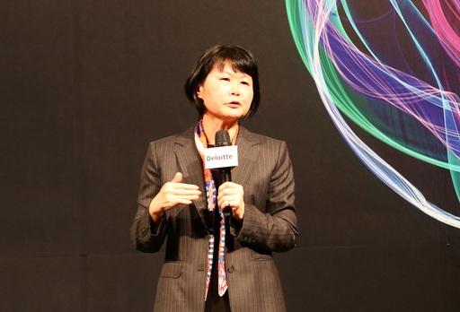 財團法人中華民國證券櫃檯買賣中心總經理蘇郁卿