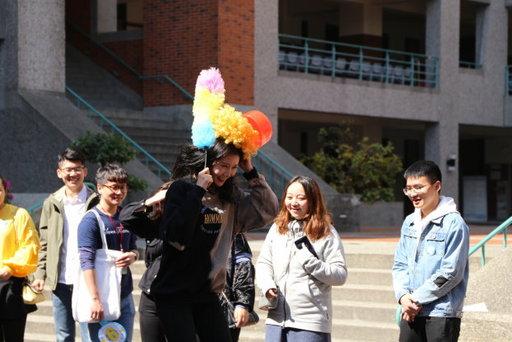 朝陽科大安排多元學習互動,幫助境外學生盡快適應來台生活。