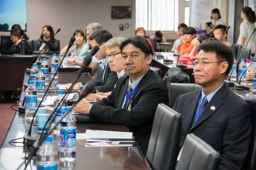 這屆參加的學者專家來自世界各國,為各地區不同資源的傳承與交融貢獻智慧和力量。