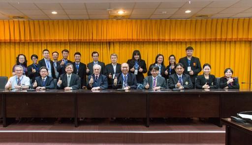 2018年「第二屆金融技術國際會議」與「第二屆電子商務與互聯網國際會議」在國立臺北商業大學隆重召開。