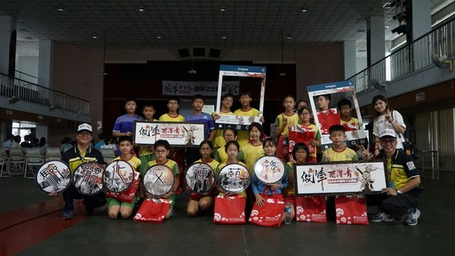 南大舉辦「做陣‧西港香」體驗活動