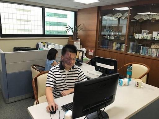 紅面棋王周俊勳與OGD學習系統進行對弈