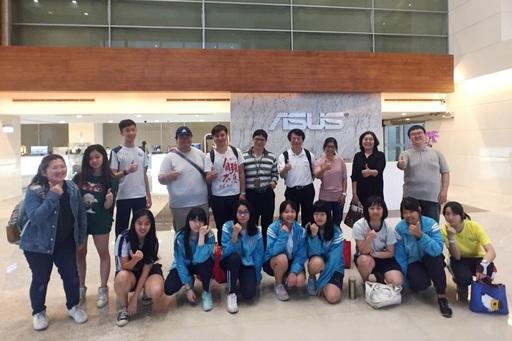 大手牽小手 佛光大學與南山高中共組資訊志工團隊將赴緬甸服務