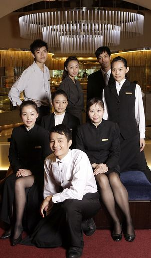 晶華獵季人力招募活動,希望邀請莘莘學子前來一窺五星酒店的工作內容