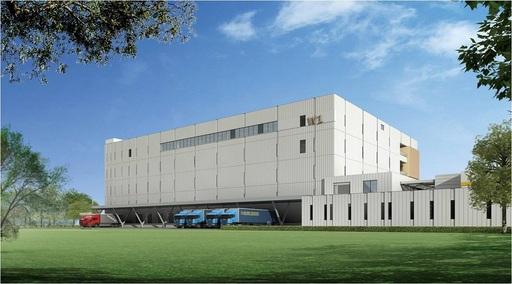 大江生醫新建W1倉儲廠房 將成為人機控管情報中心
