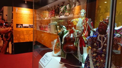 《西游记》是钟任壁老师1982年首次至日本巡演的剧码之一,希望透过国际知名的《西游记》故事,让外国观众更容易了解布袋戏的魅力。