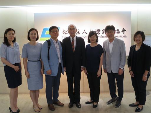 韓國高等教育評鑑機構(KAVE)拜訪台評會