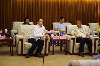 大學院校藝文中心協會於直隸大劇院與河北省文化廳召開文藝座談。