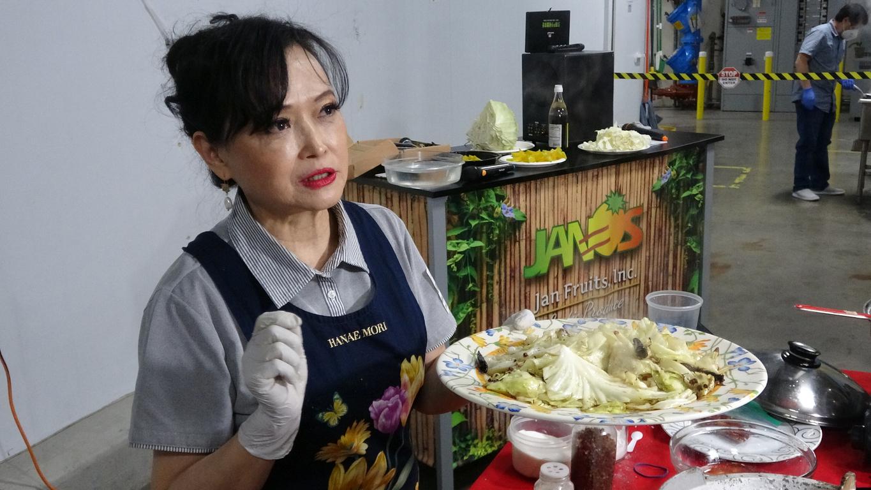 Taiwan cabbage dish