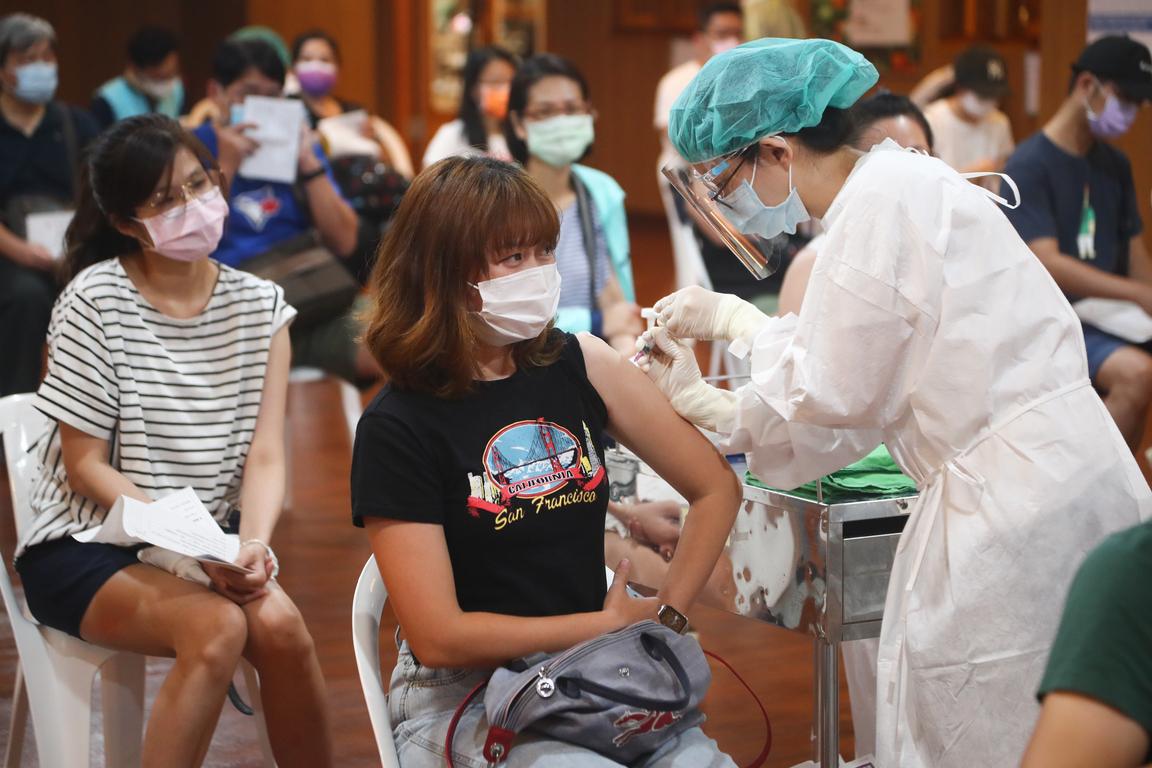 Vaccinating school staff