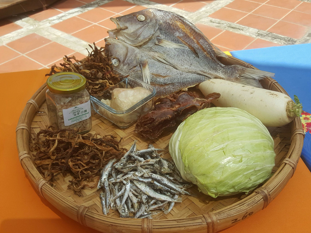 Food and tourism in Penghu