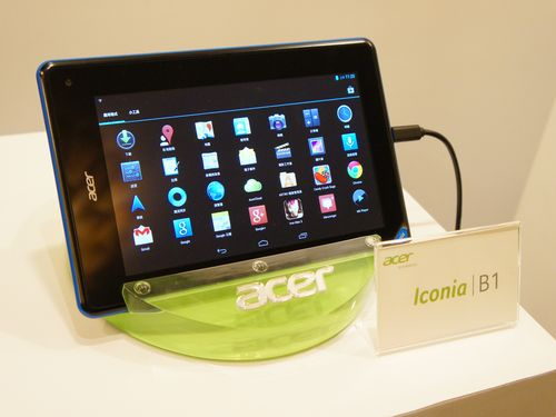 The current version of Acer Iconia B1