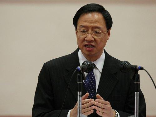 Premier Jiang Yi-hua.