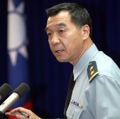 General Chiu Kuo-cheng, president of National Defense University (CNA file photo)
