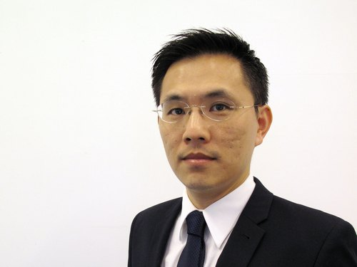 File photo of Charles Chen
