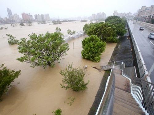 Xindian River.