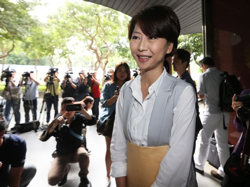 Chen Ting-fei (CNA file photo)