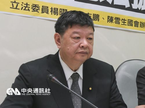 KMT Legislator Chen Hsuen-sheng. (CNA file photo)