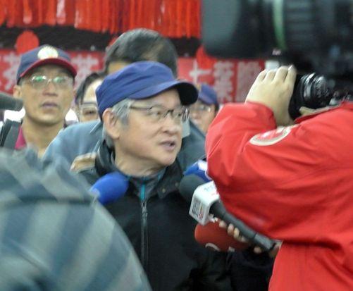 Lin Yu-fang (林郁方)