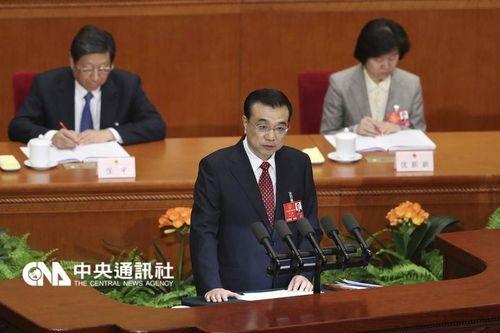 Chinese Premier Li Keqiang (李克強)