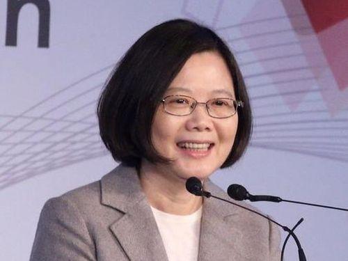 President-elect Tsai Ing-wen.
