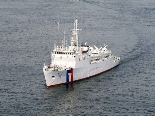 The Wei Hsing patrol vessel. (CNA file photo).