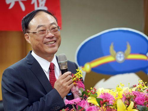 Tourism Bureau Director-General Chou Yung-hui.