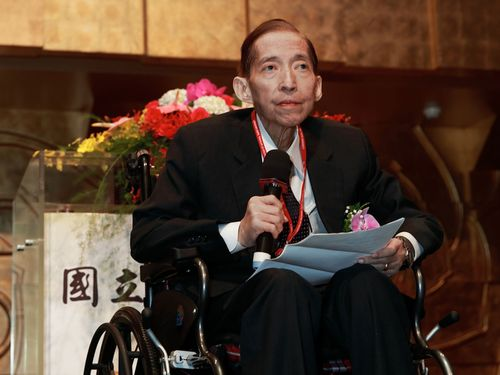 Ho Chih-chin (何志欽) (File photo courtesy of National Taipei University)