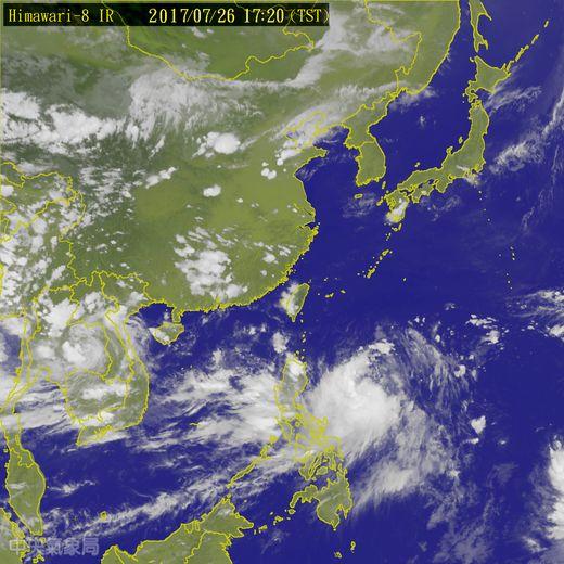 From Central Weather Bureau website